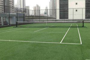 Thi công sân tennis tại VNASPORT