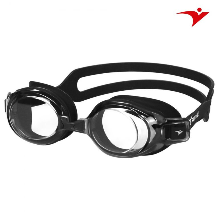 kính bơi màu đen