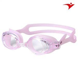 kính bơi màu hồng